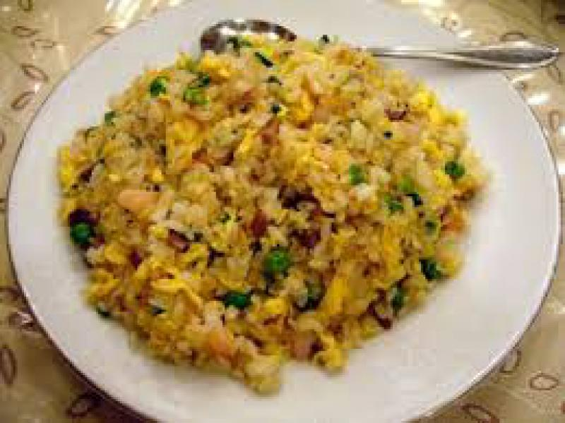 Il riso for Ricette cinesi riso
